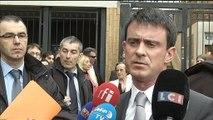 """Dix morts sur le tournage de """"Dropped"""": """"la France est touchée, attristée"""", déclare Valls"""