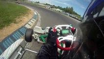 Karting TonyKart Rotax Max à Pusey le 09-05-2011_Run-6 (720p)