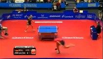 Un échange de 27 balles au Ping Pong !