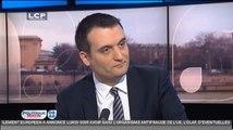 Politique Matin : Invité : Florian Philippot (FN)
