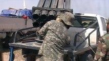 L'armée irakienne combat l'EI près de Tikrit