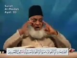 Taqwa and good deeds - three stages Islam Eman Ahsan - 005 AL MAIDAH - 093 093