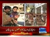 Itna Sariya Metro Mein Nahi Laga Jitna Hanif Abbasi Aur Shakeel Awan Ki Gardan Mein Hai :- Rawalpindi residents criticize PMLN Govt