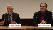 Enjeux8 31 janvier rencontre 5 Yves Chevrel & Jean-Yves Masson