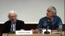 Enjeux8 31 janvier Rencontre 2 Jacques Jouet & Alain Rey
