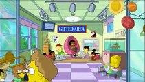 Un petit Court métrage sur maggie Simpson