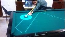 Amateurs de billard pas doué, voici le Project Snooker