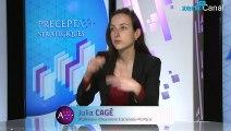 Julia Cagé, Xerfi Canal Sauver les médias...et leur indépendance
