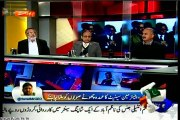 GEO Capital Talk Hamid Mir with MQM Rashid Godil (09 March 2015)