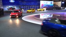 Ford Focus RS World Premiere at 2015 Geneva Motor Show