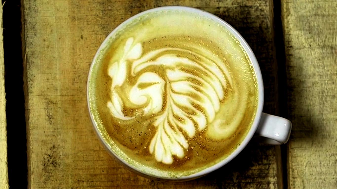 Latte Art : Lune&Soleil, Indien, Sultan , Fleur, Tourbillon, Mille Feuille,..