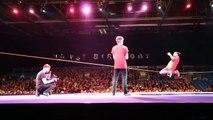 Maverick Slacklines perform Slacklining Acrobatics & Stunts - Gadget Show Live