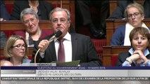 Jacques Valax remercie Bernard Cazeneuve pour l'évacuation du site de Sivens