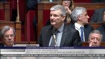 """Olivier Falorni sur la fin de vie """"Aurons-nous le même courage que Simone Veil ?"""""""