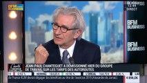 Jean-Paul Chanteguet, président PS de la commission du Développement durable à l'Assemblée nationale – 10/03