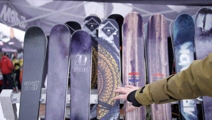 Nouveautés Ski ARMADA 2016