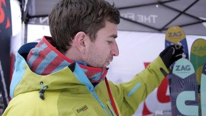 Nouveautés Ski ZAG 2016