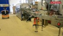 Riec-sur-Bélon (29). Le lait bio fait grandir Eurial