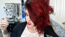Lips Make Up Classic Red Lip Makeup Hair Tutorial