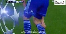Klaas-Jan Huntelaar 2 nd Goal Real Madrid 3 - 4 Shalke Champions League 10-3-2015