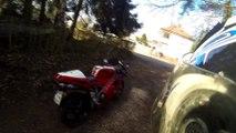 Ducati 916 Ride with GoPro Hero 3