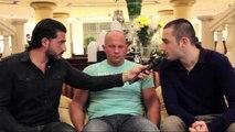 FEDOR UNCUT: Fedor Emelianenko talks UFC, Rogan, Rousey, PEDs