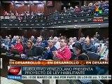 Maduro: estamos frente a una grave amenaza