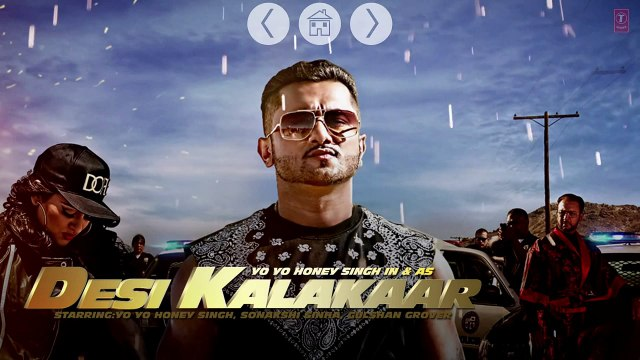 Desi Kalakaar Full AUDIO Songs JUKEBOX - Yo Yo Honey Singh - Stardom
