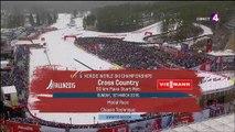 ChM ski nordique, ski de fond, 50km H, 1er mars 2015 - les 30 premiers kilomètres