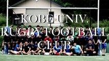 神戸大学ラグビー部 PV 2015ver