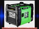 Lifan Energy Storm ESI 3600iER 3600 Watt 270cc 4-Stroke OHV Gas Powered Portable Inverter Generator