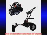 2014 FTR Caddytrek CT2000BA w/Black Cover Robotic Electric Golf Cart Caddy Trek