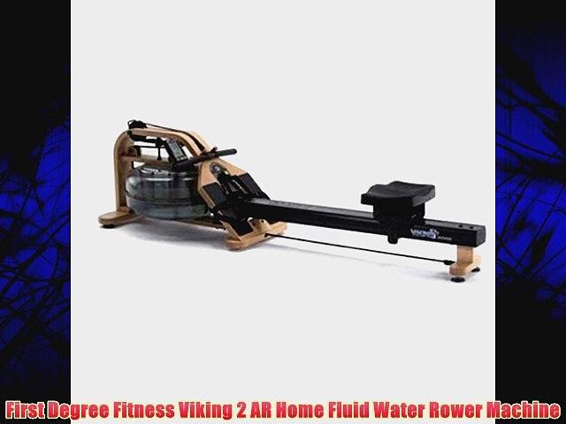 FR-E520 Fluid Rower Ruderger/äte