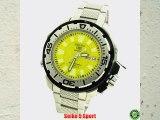 Men Seiko SKZ251K1 Seiko 5 Seiko 5 Automatic Dive Watch Yellow Dial