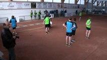Second tour, Finales France Clubs -15 et -18 ans, Sport Boules, Rumilly 2015