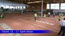 Troisième tour, Finales France Clubs -15 et -18 ans, Sport Boules, Rumilly 2015