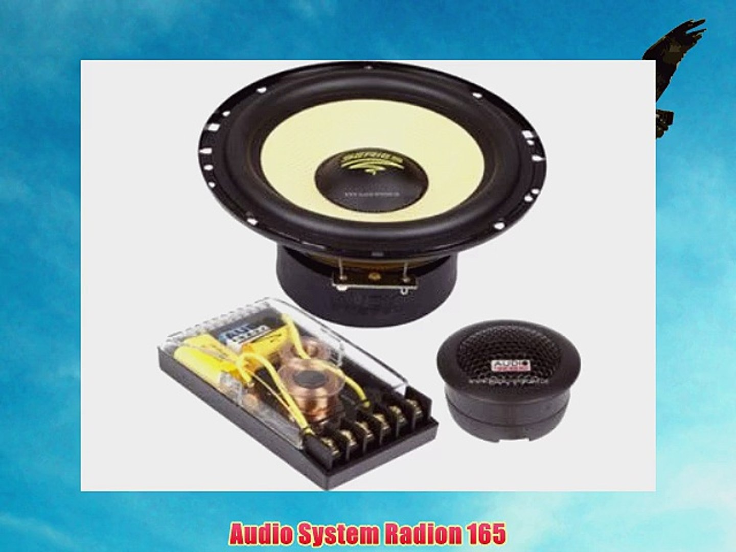 Audio System Radion 165 Video Dailymotion