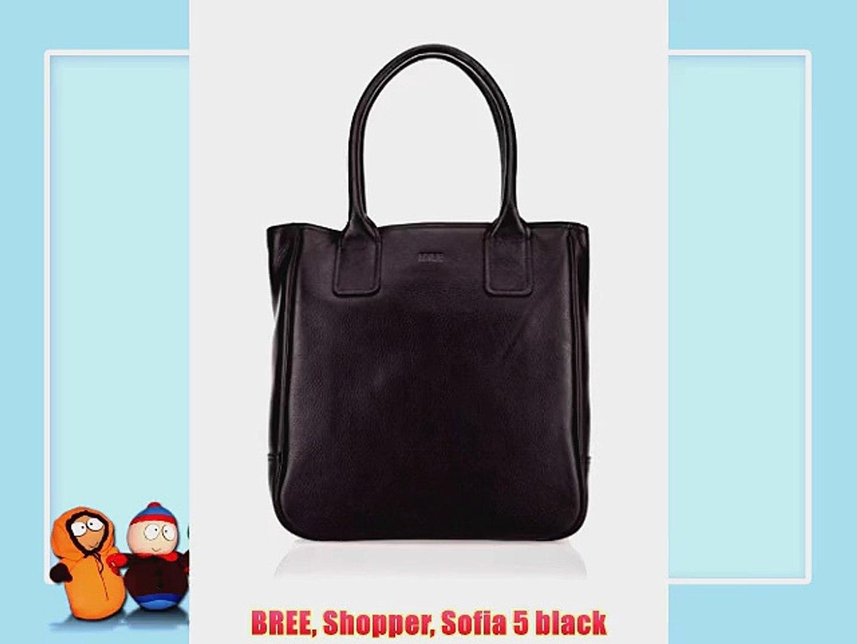 preisreduziert Straßenpreis weltweite Auswahl an BREE Shopper Sofia 5 black