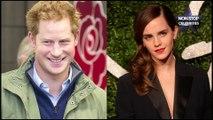 Emma Watson en couple avec le prince Harry ? La rumeur qui enfle !