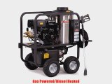 Shark SGP-353037 3000 PSI 3.5 GPM Honda Gas Powered Hot Water Commercial Series Pressure Washer