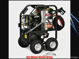 Shark SGP-302517 2400 PSI 2.7 GPM Subaru Gas Powered Hot Water Commercial Series Pressure Washer