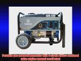 Westinghouse WH3250 Portable Generator 3250 Running Watts/3750 Starting Watts