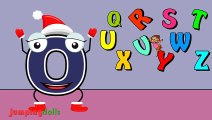nursery rhymes songs - teach childrens songs - ABCD song with lyrics for nursery childrens