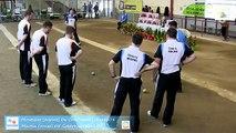 Demi-finales, Super 16, Sport Boules, Feurs 2015