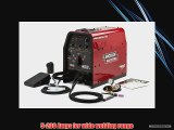 - Lincoln Electric Precision TIG 225 230V AC/DC TIG Welder featuring Micro-Start II Technology