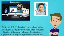 [Easy Webinar 3.0 Review] Honest Review & Bonus 'Fast Cash' Tactics