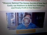 Create Easy Webinar - Your first webinar funnel in under 5 minutes