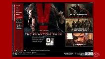 Release Date Revealed Metal Gear Solid 5 The Phantom Pain ORIGINAL VEDIO