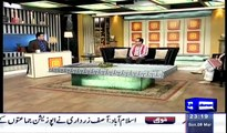 Hasb e Haal – 8th March 2015