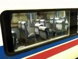 OUFTI ! Les japonais font encore fort avec leurs sièges tournant dans les trains !
